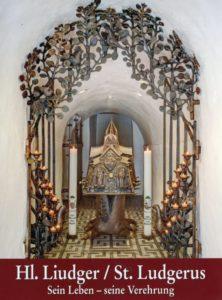 Faltblatt St. Ludgerus - Hl. Liudger